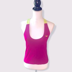 Nike Dri fit Y-back active top